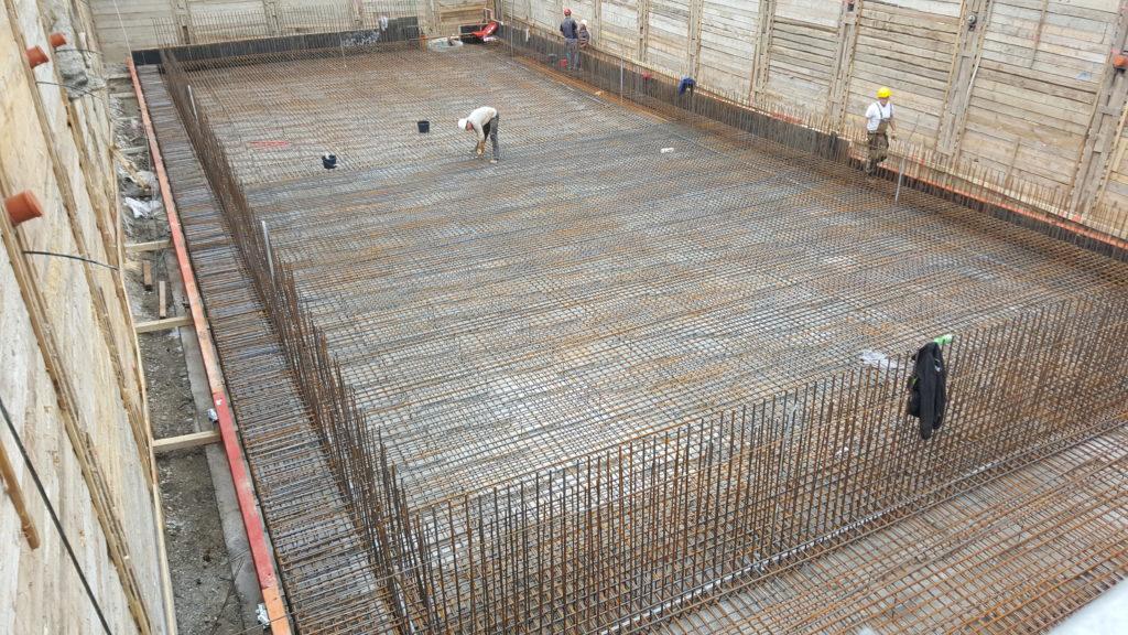 Tiefbau Baustahlverlegung Baustahlarmierung Eisenflechterei Armierungsfachbetrieb Betonstahlarmierung