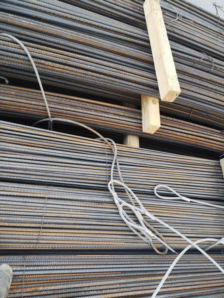 Gleitbau Eisenflechter Baustahlverlegung Armierungsarbeiten Betonstahlarmierung Baustahlarmierung